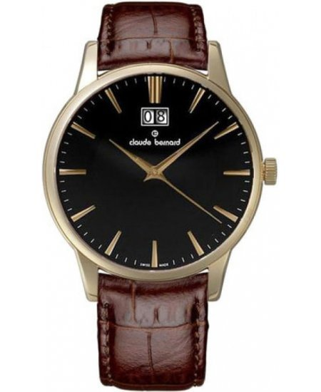 Claude Bernard Classic Gents 63003-37R-GIR