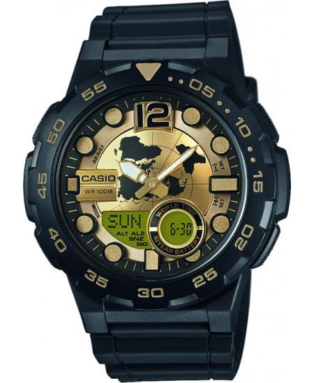 Casio Collection AEQ-100BW-9A