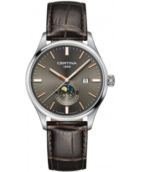 Certina DS-8 Moon Phase C033.457.16.081.00