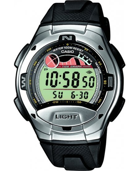 Casio Collection W-753-1A
