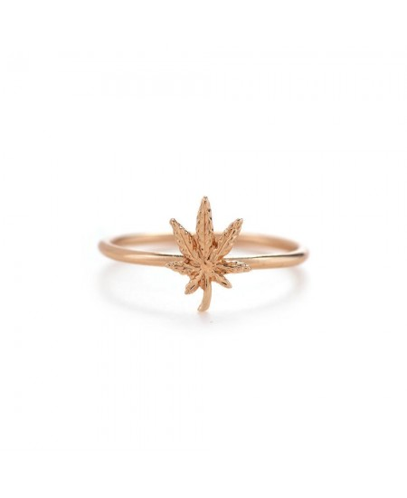 Mary Jane Ring - Rose Gold