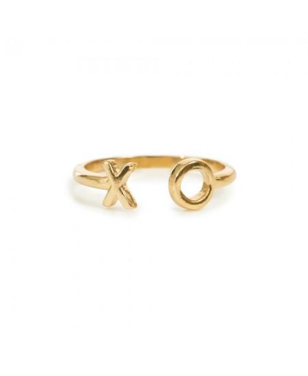 XO Open Ring