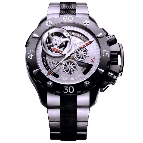 Zenith Defy Xtreme Open Chronograph Black Titanium
