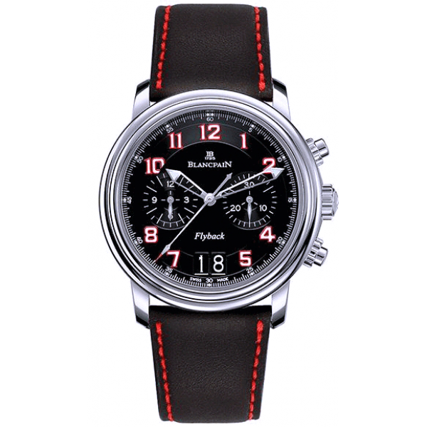 Blancpain L?man Flyback Chronograph Big Date