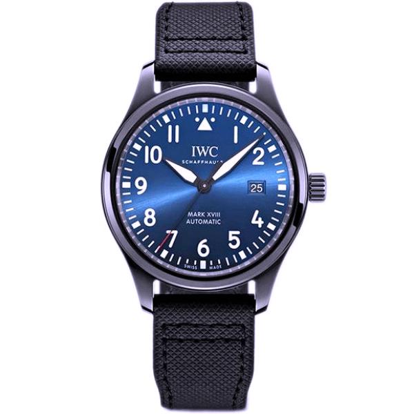 IWC Pilot's Watches Mark XVIII Edition «Laureus Sport For Good Foundation»