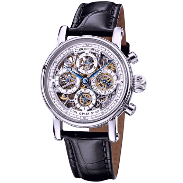Chronoswiss Timeless Signature Grand Opus Chronograph