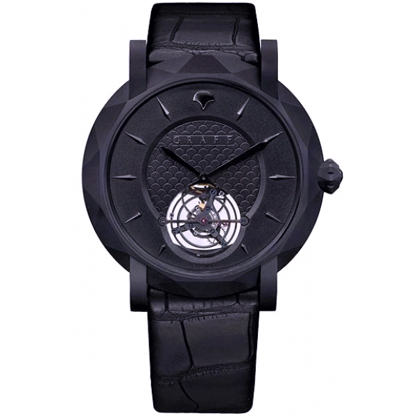 GRAFF Watches. Slim Eclipse Tourbillon