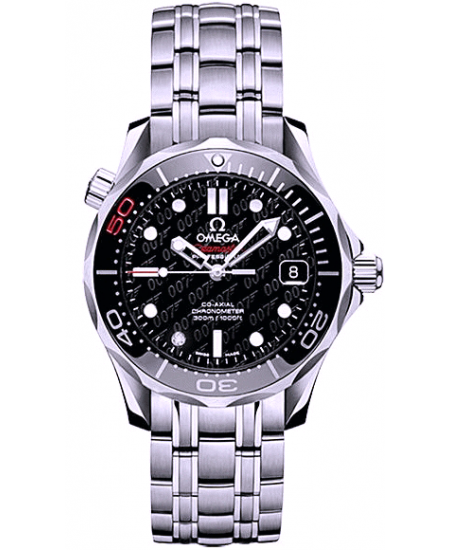 Omega Seamaster Diver 300M Co-Axial 36,25 mm James Bond 50th anniversary