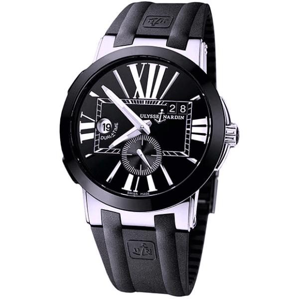 Ulysse Nardin Dual Time EXECUTIVE DUAL TIME 43 мм