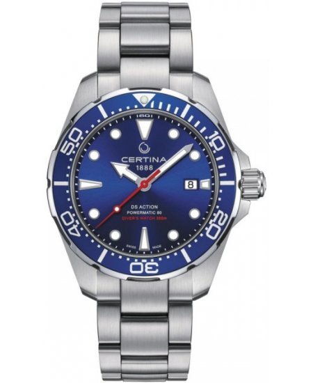 Certina DS Action Diver Powermatic 80 C032.407.11.041.00