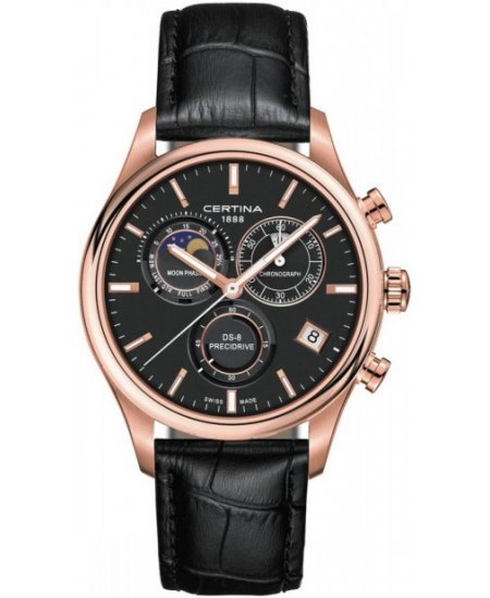 Certina Ds-8 Chronograph Moon Phase C033.450.36.051.00