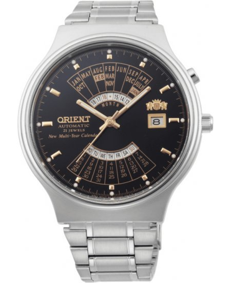 Orient Multi-Year Calendar Feu00002Bw