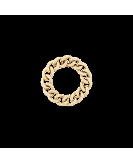 MEJURI Bold Chain Ring rg-meju78
